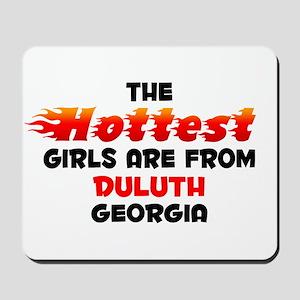 Hot Girls: Duluth, GA Mousepad