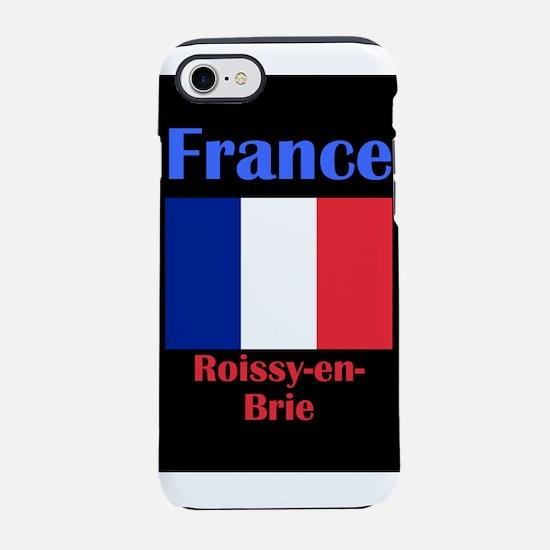 Roissy-en-Brie France iPhone 8/7 Tough Case