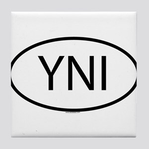 YNI Tile Coaster