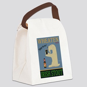 Wheaten Irish Stout Canvas Lunch Bag