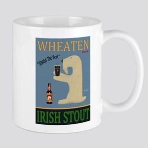 Wheaten Irish Stout Mug