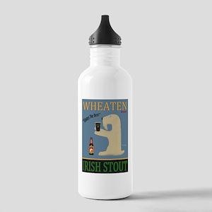 Wheaten Irish Stout Stainless Water Bottle 1.0L