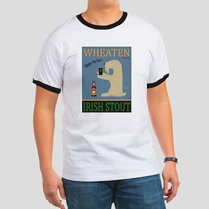 Wheaten Irish Stout Ringer T