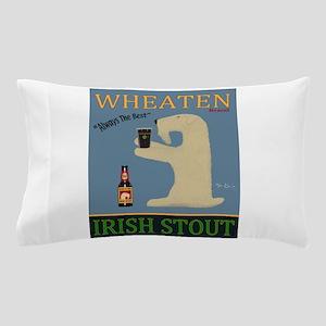 Wheaten Irish Stout Pillow Case
