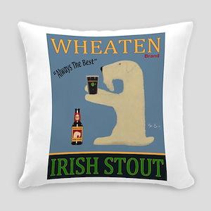 Wheaten Irish Stout Everyday Pillow