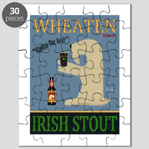 Wheaten Irish Stout Puzzle