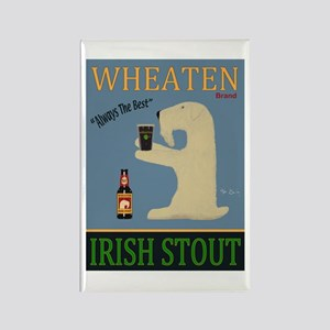 Wheaten Irish Stout Rectangle Magnet