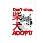 Midwest Shiba Inu Rescue Postcards (Package of 8)