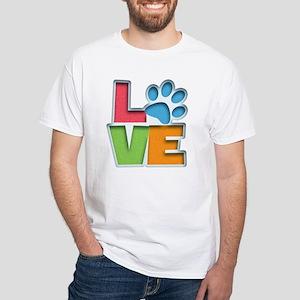 Puppy Love II Women's Dark T-Shirt