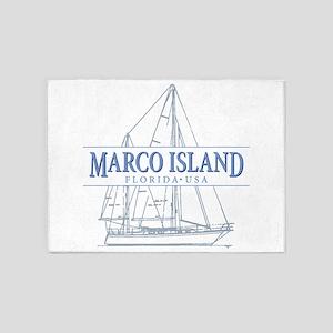 Marco Island 5'x7'Area Rug