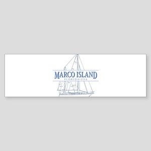 Marco Island Bumper Sticker