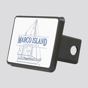 Marco Island Rectangular Hitch Cover