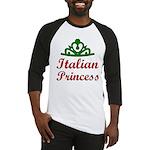 Italian Princess Baseball Jersey