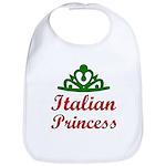 Italian Princess Bib