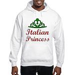 Italian Princess Hooded Sweatshirt