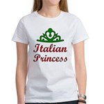 Italian Princess Women's T-Shirt