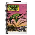 Classic Green Lama #2 SketchBook