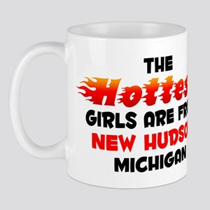 Hot Girls: New Hudson, MI Mug