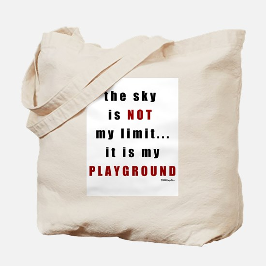 Not My Limit Tote Bag