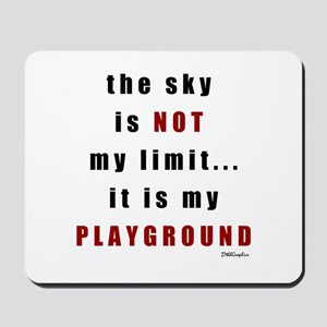 Not My Limit Mousepad