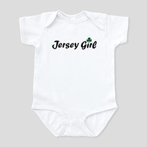 Irish Jersey Girl Infant Bodysuit
