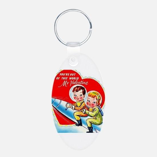 Funny Vintage Keychains