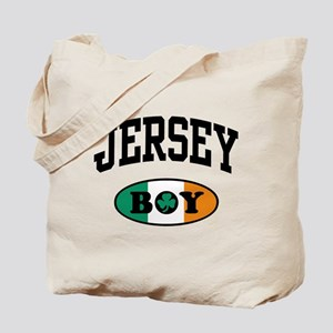 Irish Jersey Boy Tote Bag