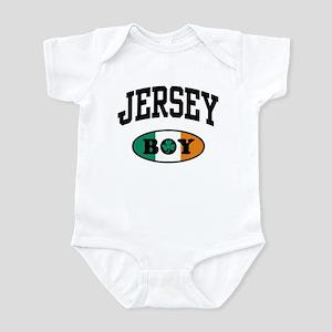 Irish Jersey Boy Infant Bodysuit