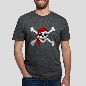 piratesSkull2trans T-Shirt