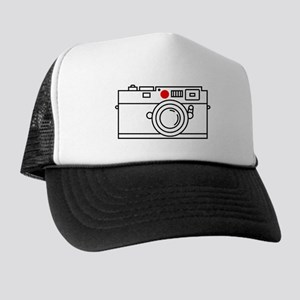 Leica Red Dot Trucker Hat