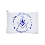 Lg Orrstown Lodge 262 Logo Makeup Bag