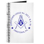 Lg Orrstown Lodge 262 Logo Journal
