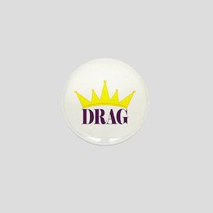 Drag Crown Mini Button