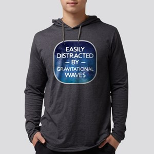 Gravitational Waves Long Sleeve T-Shirt