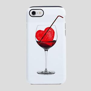 Happy Valentine Day!!! iPhone 8/7 Tough Case