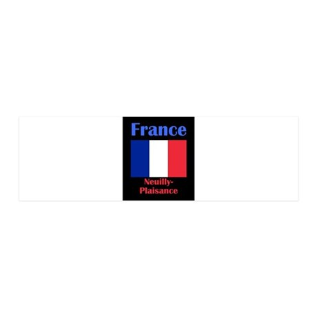 Neuilly-Plaisance France Wall Decal