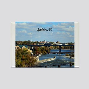 Appleton, Wisconsin Magnets