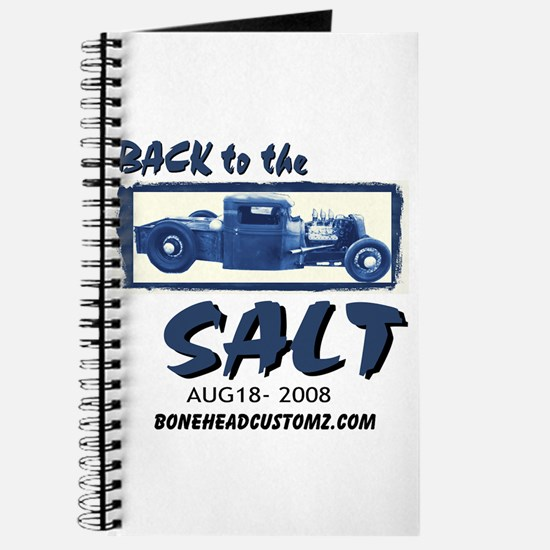 Back to the Salt Journal