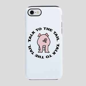 Pig Talk iPhone 8/7 Tough Case