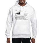 PUNCH LIST Hooded Sweatshirt