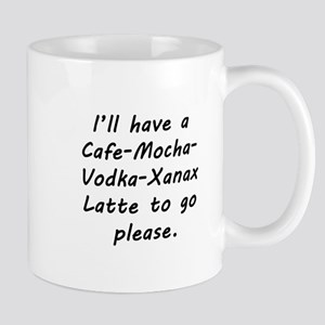 I'll Have a Latte Mug