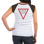 Give Way Women's Cap Sleeve T-Shirt