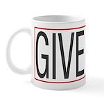Give Way Mug