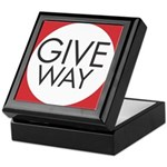 Give Way Keepsake Box