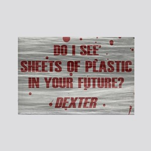 DEXTER PLASTIC SHEETS Rectangle Magnet