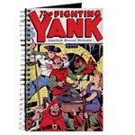 Classic Fighting Yank SketchBook