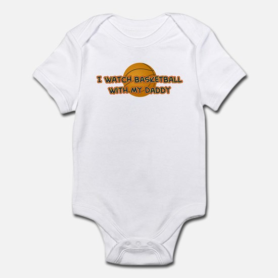 Golden State Basketball Daddy Infant Bodysuit
