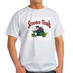 Scooter Trash Light T-Shirt