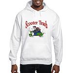 Scooter Trash Hooded Sweatshirt