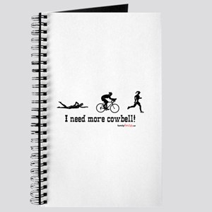 I need more cowbell triathlon Journal